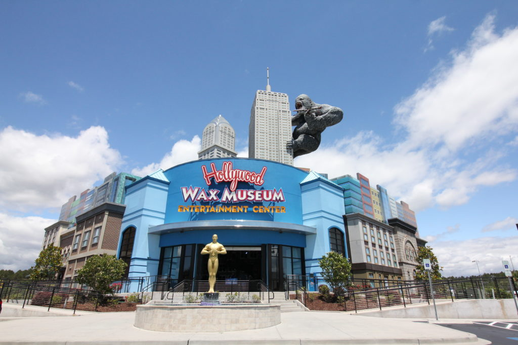 Hollywood Wax Museum Myrtle Beach Reviews